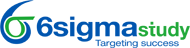 6 sigma study logo